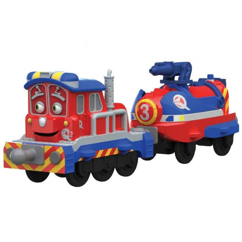 Chuggington Паровозик Калли линекйка Die-Cast, Chuggington