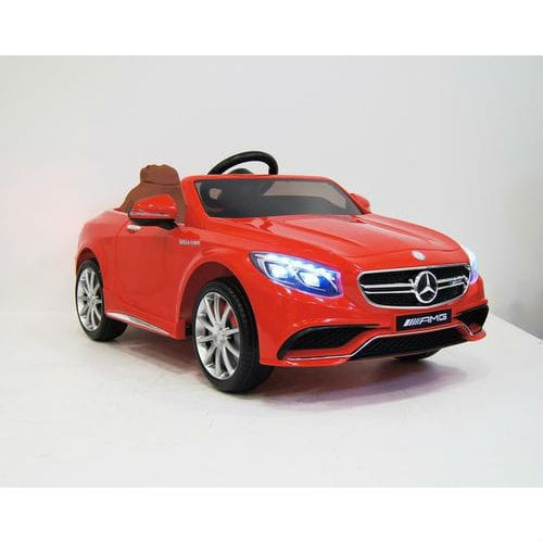 Mercedes-Benz S63, RiverToys