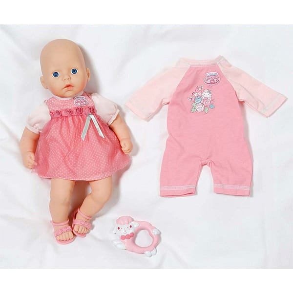 Игрушка my first Baby Annabell Кукла с допол.набором  одежды, 36 см, ZAPF baby born кукла baby annabell c ванночкой 30 см