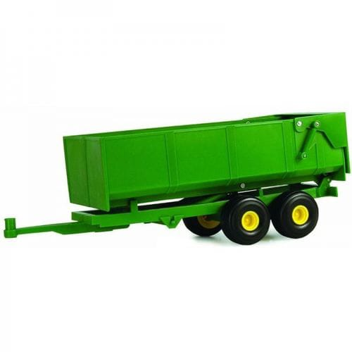 Big Farm Bulk Tipping Trailer (green), Tomy Farm tomy тракто farm с большими колесами