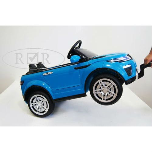 Range O007OO VIP с дистанционным управлением,  синий, RiverToys от Kids4kids
