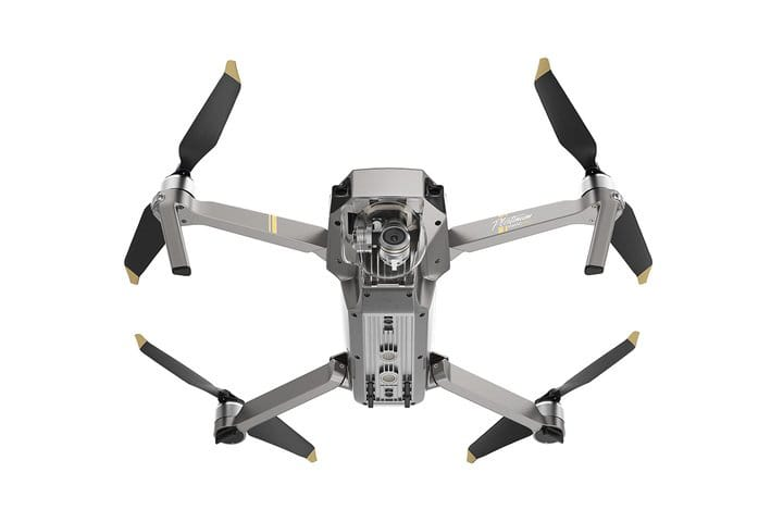 Квадрокоптер DJI Mavic PRO FLY MORE COMBO, DJI квадрокоптер dji mavic air fly more combo eu arctic white