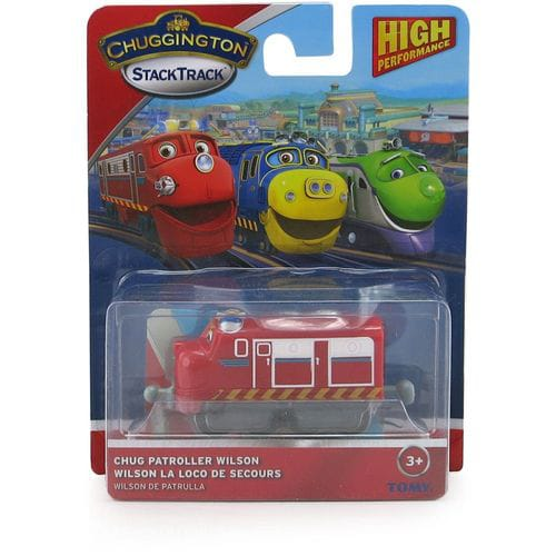 Паровозик Уилсон-патруль, Chuggington