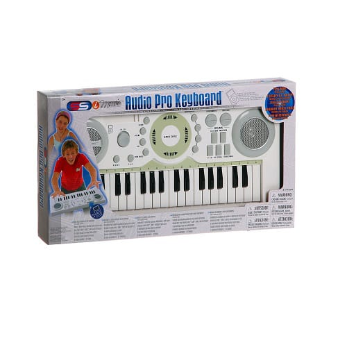Синтезатор Audio Pro Keyboard, 37клавиш, 53*28*6см, Box,арт.77204