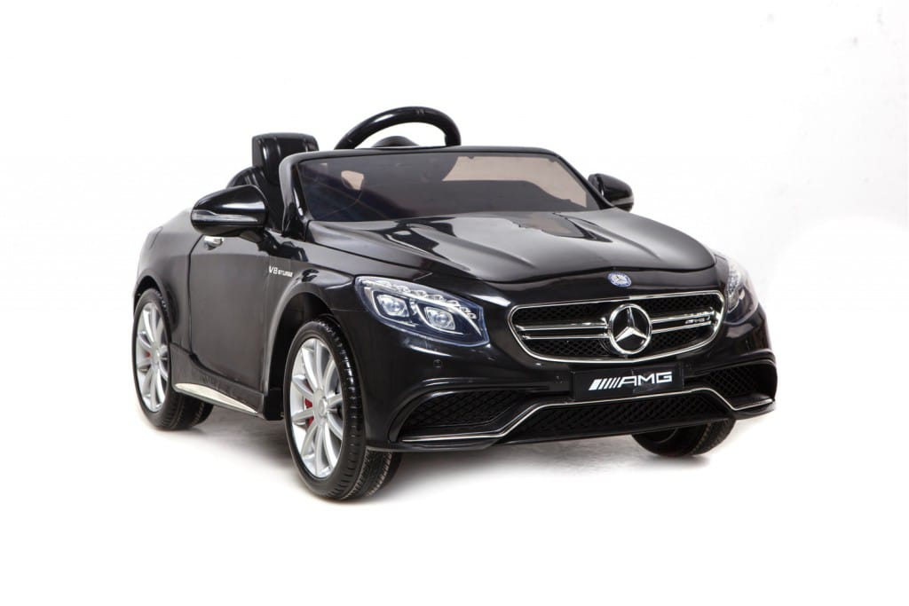 Mercedes-Benz S63 (������������ ������) � ������� � ���������� ��� ���������,������ RiverToys S63-Black