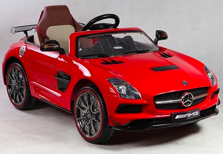 Mercedes-Benz SLS A333AA VIP (ЛИЦЕНЗИОННАЯ МОДЕЛЬ) rivertoys mercedes benz gl63 черный