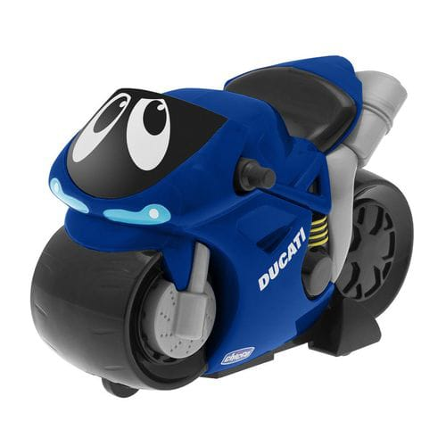 Игрушка турбо мотоцикл TURBO TOUCH DUCATI BLUE, Chicco • Toys Chicco Toys 38808