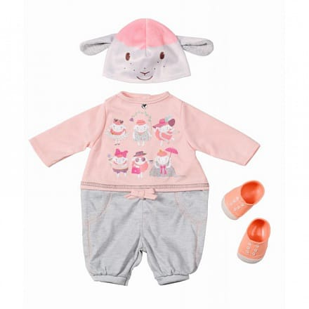Игрушка Baby Annabell Одежда для прогулки Лето, Baby Annabell