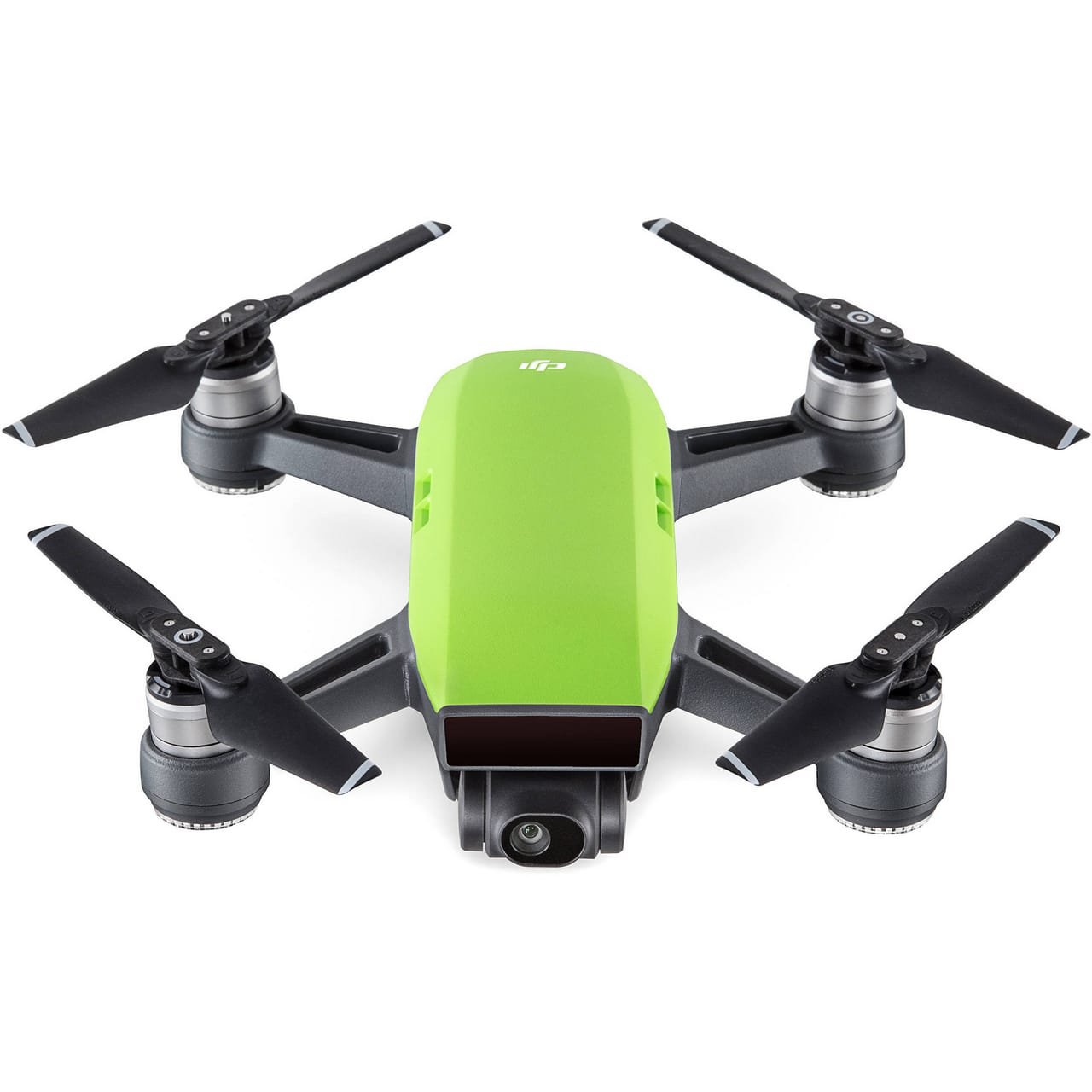 Квадрокоптер (зеленый) DJI SPARK Fly More Combo (EU) Meadow Green, DJI квадрокоптер dji mavic air fly more combo eu arctic white