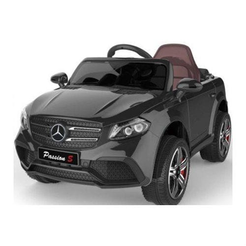 Mercedes O008OO VIP с дистанционным управлением, черный, RiverToys
