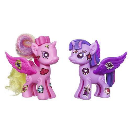 Набор Hasbro MLP Пинки пай в лодке B3600 + делюкс  пони A8205, My Little Pony
