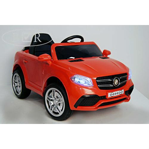 Mercedes O008OO VIP с дистанционным управлением, красный, RiverToys