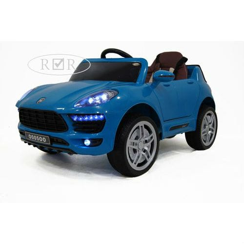 Porsche Macan O005OO VIP с дистанционным управлением, синий, RiverToys