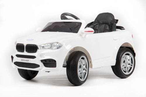 Электромобиль BARTY BMW M004MP (HL-1538) белый, Barty
