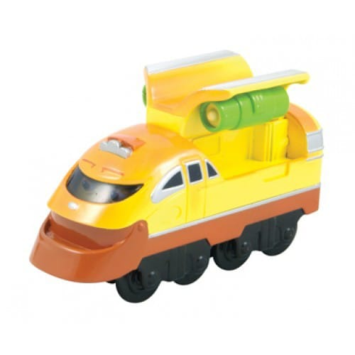 Die-Cast, Паровозик Чаггер (со светом и звуком), Chuggington