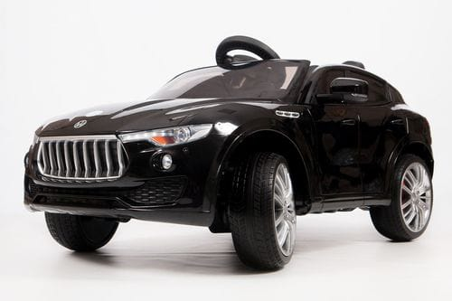 Электромобиль BARTY T005MP черный глянец (Maserati Levante), Barty