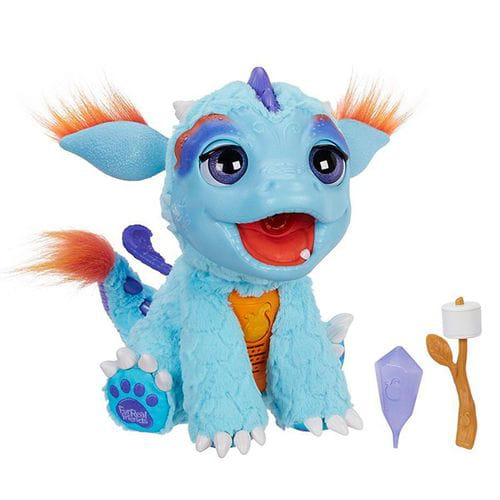 Игрушка Hasbro Furreal Friends Милый дракоша, HASBRO FURREAL FRIENDS