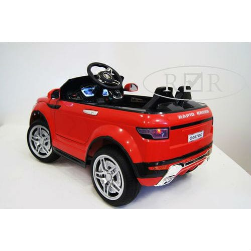 Range O007OO VIP с дистанционным управлением,  красный, RiverToys от Kids4kids