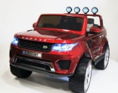 RANGE A111MP (4*4) с дистанционным управлением, красный, RiverToys