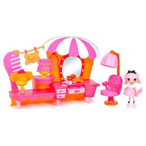 Игрушка кукла Mini Lalaloopsy с интерьером, в асс-те, Lalaloopsy кукла lalaloopsy mini обезьянка 7 5 см 514220