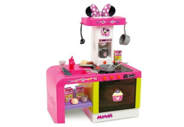 Кухня Cheftronic Minnie, Smoby