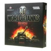 Настольная игра HOBBY WORLD 1123/1341 World of Tanks: Rush, Hobby world