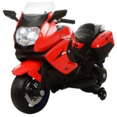 SUPERBIKE - MOTO A007MP, красный, RiverToys