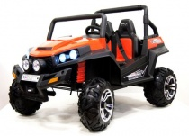 BUGGY T009TT (4*4) с дистанционным управлением, красный, RiverToys