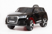 Электромобиль BARTY Audi Q7  Quattro LUX (JJ2188R/2MP) чёрный глянцевый, Barty
