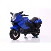 SUPERBIKE - MOTO A007MP, синий, RiverToys